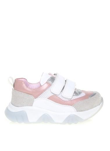 Limon Company Limon Kadın Gri Pembe Yürüyüş Ayakkabısı Gri
